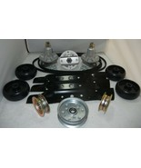 "Rebuild Deck Kit OEM Spec 48"" Deck for John Deere LA130 120 145 Lawn Mower - $148.95"