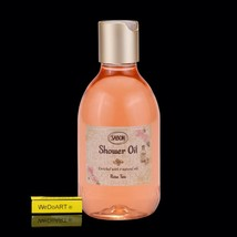 Sabon Shower Oil Rose Tea 300ml 10.5Fl.oz    - $34.65