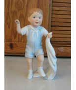 Lenox Porcelain Figurine Baby's First Steps 1991 Baby Book Collection 9.... - $28.70
