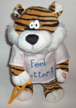 Feel Better Cat -the petting zoo -singing get well [lush -I feel good! w... - $33.00