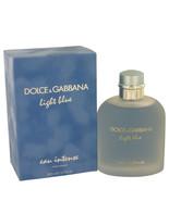 Light Blue Eau Intense by Dolce & Gabbana Eau De Parfum Spray for Men - $66.65+