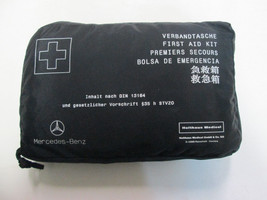 Mercedes Benz First Aid Kit Quick Guide Medicial Supplies First Aid Cpr - $24.74