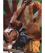1994-95 Flair Rejectors #5 Shaquille O'Neal - $13.80
