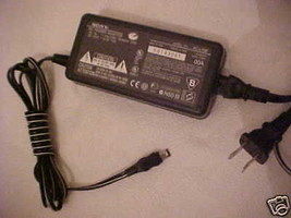 L10A SONY ac adapter CHARGER - Digital MVC CD1000 camera video charging ... - $29.65