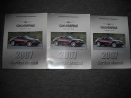 2007 Chrysler Crossfire Service Shop Reparatur Werkstatt Manuell Set Fab... - $356.34