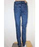 "LEE RIDERS Women's Size 14 M Medium Straight Tapered Leg Jeans 30"" Inseam - $26.11"
