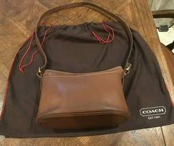 Coach Worth Soho Brown 4143 Shoulder Bag - $37.12