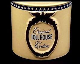Toll House Cookie Jar AB 132 Vintage image 2