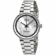 Mido Mother of Pearl Dial Stainless Steel Ladies Watch M0142071111600 - $824.33