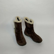 Merrell Womens Yarra Chestnut Lined Performance Boots Brown Size 6.5 - $83.13