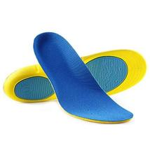 2 Sets Sports Insoles Comfortable Shoe Support, 28 CM/11 inches(Can Be Cut) - $17.63