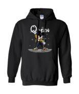 Freddie Mercury Queen Mickey Mouse png G185 Gildan Pullover Hoodie 8 oz. - $29.50+