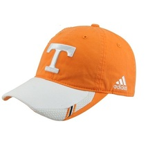 Adidas NCAA College TEXAS VOLUNTEERS Football Curved Hat Cap Size S/M - $15.00