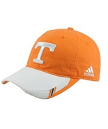 Adidas NCAA College TEXAS VOLUNTEERS Football Curved Hat Cap Size S/M - $20.00
