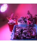 E27 24W/18W/6W/7W LED Plant Grow Light Red Blue Hydroponic Flower Veg Gr... - $20.24
