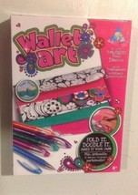 The Orb Factory Wallet Art Toy Make it your own USA SELLER - $9.49