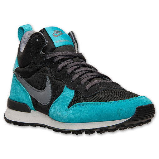 Primary image for Men's Nike Internationalist Mid Casual Shoes, 682844 003 Size 8.5 Photo Blue