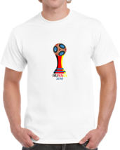 German Soccer Team 2018 World Cup Football Tournament Fan Supporter T Shirt - $19.99