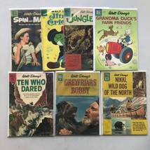 Lot of 7 Four Color (1942 Series 2) #714 795 1136 1161 1178 1189 1226 - $47.52