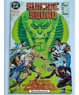 Suicide Squad #45 (1987 1st Series)  High Grade Copper Age Collectible D... - $9.99