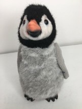 "Hasbro FurReal Friends Baby Penguin Pup Animated Plush Toy 8"" 2009 - $19.79"