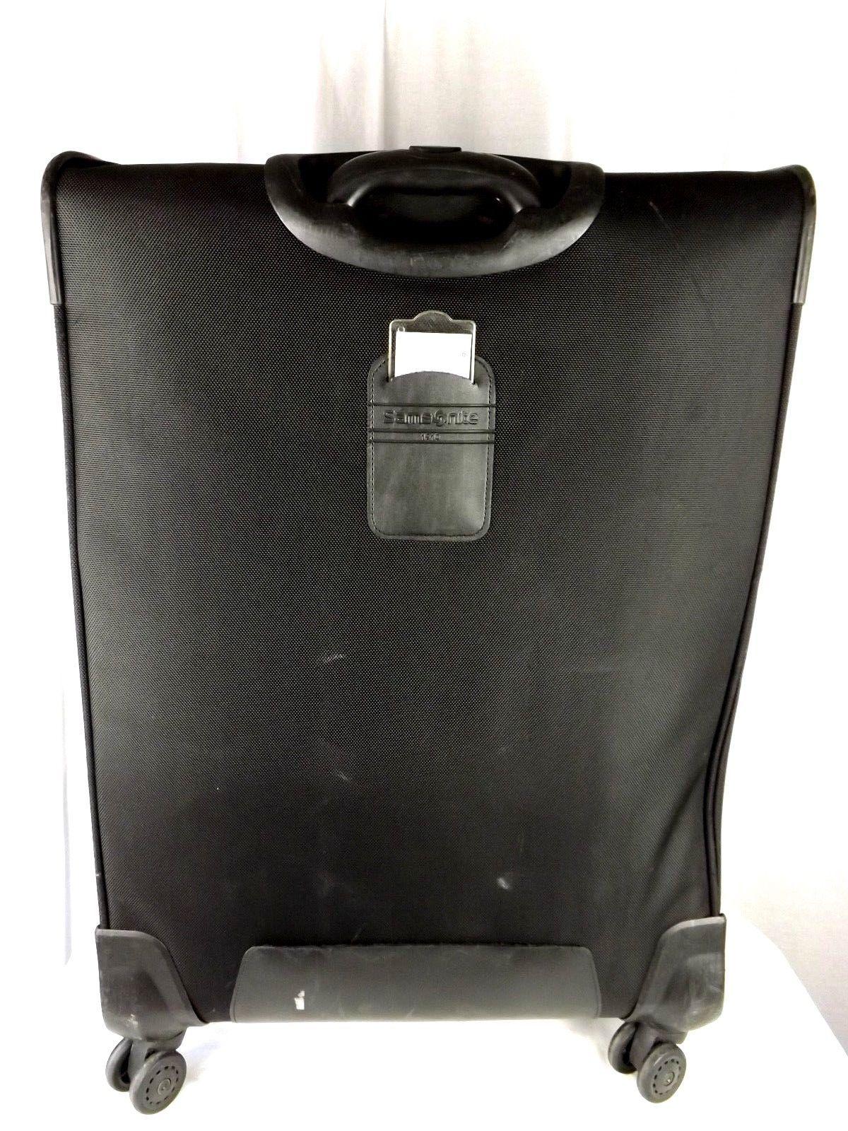 """Samsonite 1910.... 29"""" Expandable Spinner Upright Suitcase Luggage - Black image 4"""