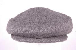 KIKBUR Hat-Cabbie Newsboy Driver Cap-56-Wool Blend-High Class Fashion-vtg - $46.74