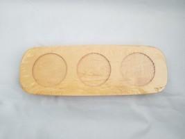 Longaberger Wood Riser Small Flower Pot Basket Plant Woodcrafts Insert S... - $19.97