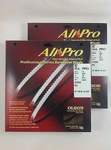 "Olson All-Pro Band Saw Blades 142"" x 1/2"" 3TPI for Rikon 10-340, 10-345 ... - $54.99"