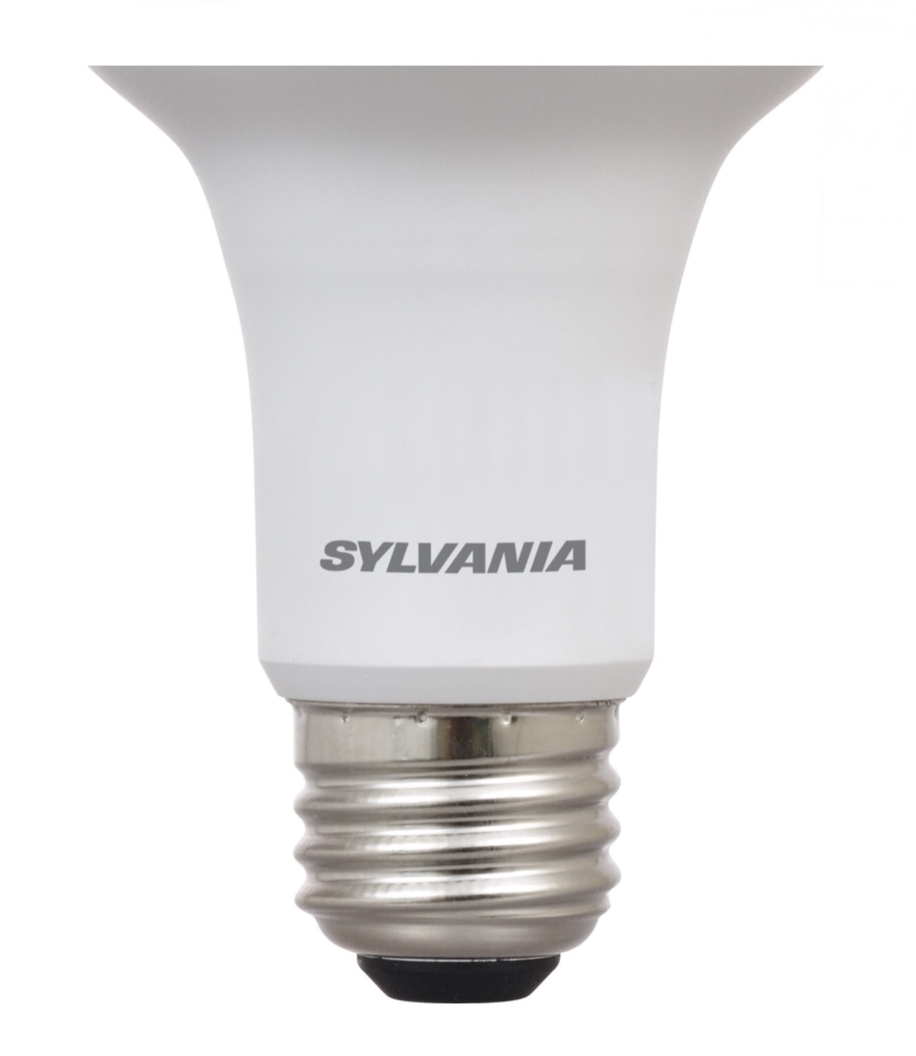 SYLVANIA 2-Pack 65W BR40 Indoor Dimmable Incandescent Flood Light Bulb