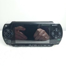 Sony PSP 1001 Handheld Console Black LOOK Free Shipping Free Games Lot - $121.52