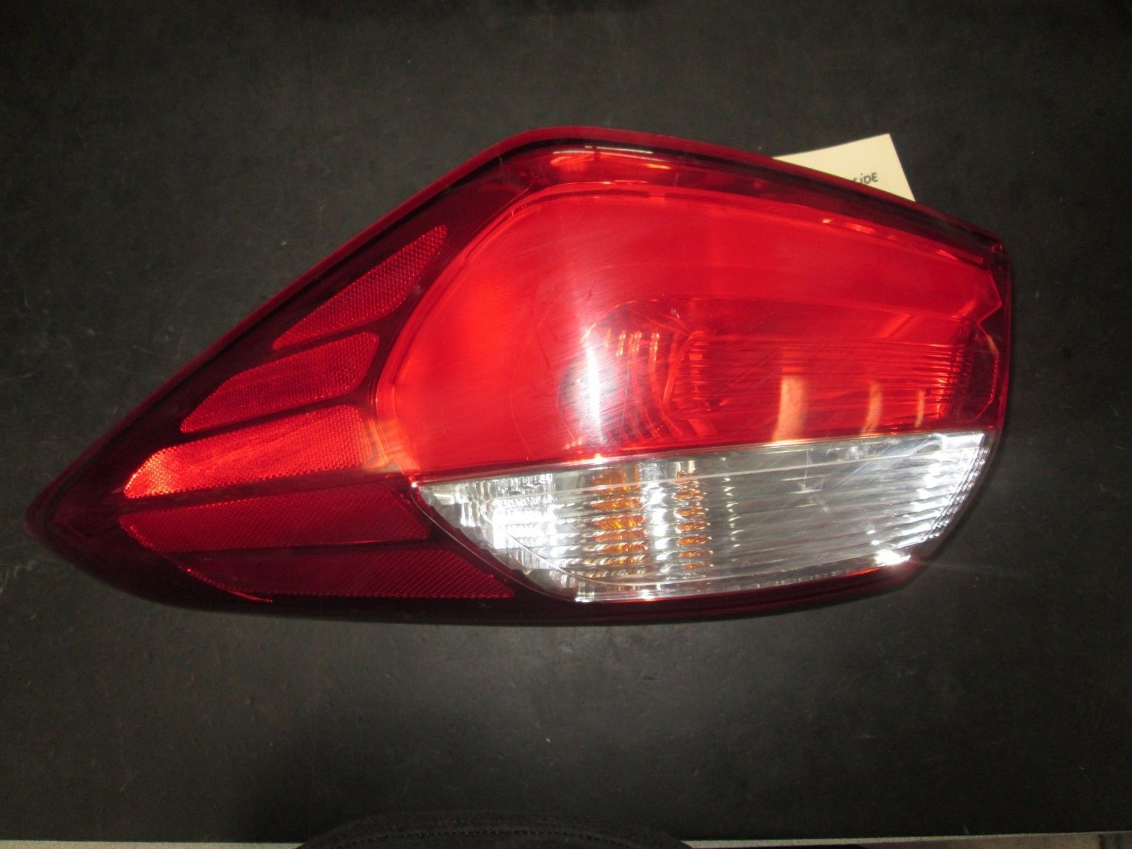 Primary image for 14 15 KIA FORTE RIGHT PASSENGER SIDE OEM TAIL LIGHT #92402-A7