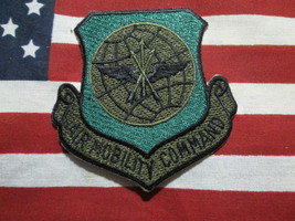 Us Air Force Air Mobility Command Patch - $7.00