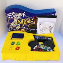 2002 Disney The Wonderful World of Music Electronic Board Game Mattel WORKS! - $19.54
