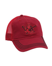 True Religion Men's Embroidered Buddha Logo Cap Sports Snapback Trucker Hat image 2