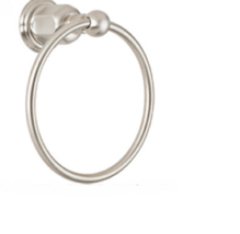 California Faucets 34-TR-SN Multi Series Towel Ring Satin Nickel - ₨4,284.59 INR