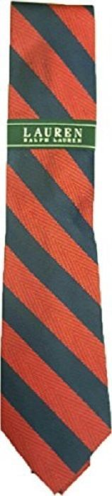 Lauren Ralph Lauren Chevron Stripes Tie