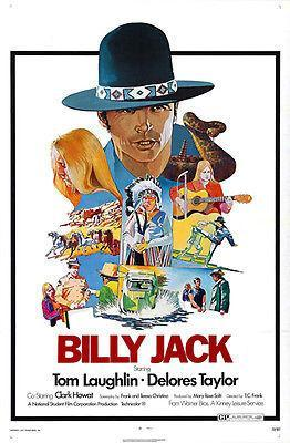 Primary image for Billy Jack - 1971 - Movie Poster