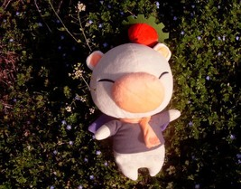 Anime Final Fantasy Type-0 Moogle Cosplay Plush Doll Lovely Pig - $92.00