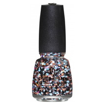 CHINA GLAZE Nail Lacquer - Suprise Collection - Don't Be A Flake