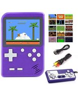 500 in 1 Handheld Game Console, Retro Mini Game Machine, Support Play on... - $69.99