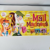 Mall Madness Board Game 2004 Talking Electronic Console 100% Complete - $34.62