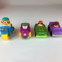 3 Fisher-Price Little People Wheelies Cars & Tricycle - $12.18