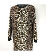 Nick Nora Small Cat Leopard Animal Footie Fleece Pajama One Piece Union ... - $39.59