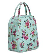 Vera Bradley Quilted Signature Cotton Iconic Lunch Bunch Bag, Water Bouquet - $32.99