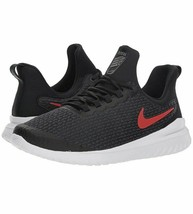 MEN'S NIKE RENEW RIVAL SHOES black red AA7400 016 - $54.98