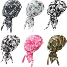 Diamond Plate™ 6pc Assorted Camo Cotton Skull Cap Set - $12.84