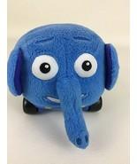 Disney Jungle Junction Ellyvan Plush Stuffed Animal Elephant Blue 2010 M... - $44.50