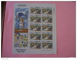 Ireland Europa 1998 m/s mnh  stamps - $17.95