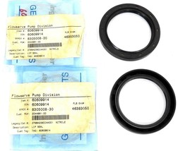 LOT OF 2 NEW FLOWSERVE 60609914 OIL SEALS